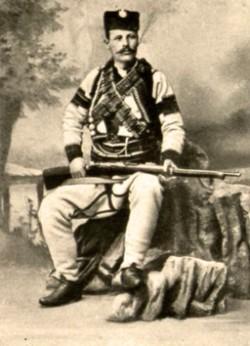 Vojvoda Jovan Stojković Babunski