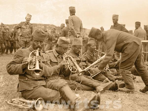 Увежбавање оркестра