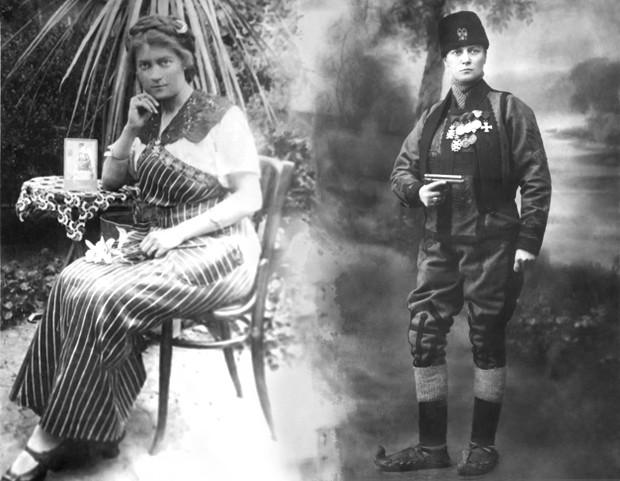 Софија Јовановић, хероина балканских ратова и учесница Великог рата