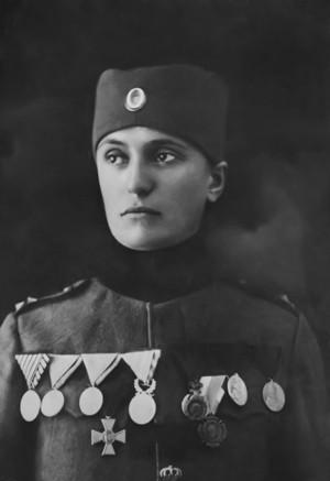 Наталија Бјелајац, српска ратница рођена у Марибору као Антонија Јаворник о којој се мало зна