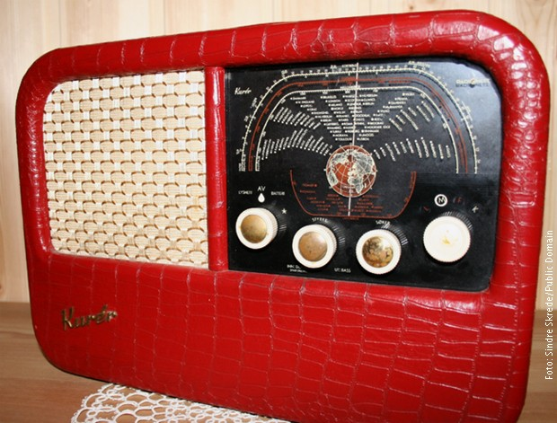 Stari norveški radio