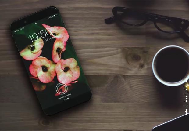 """Како би нови """"ајфон"""" могао да изгледа"""