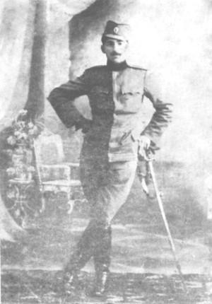 Коста Војиновић Косовац уочи Великог рата
