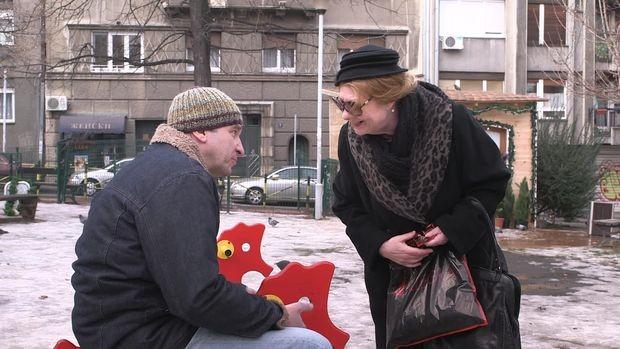 Ulica lipa, Nenad Jezdić i Radmila Živković