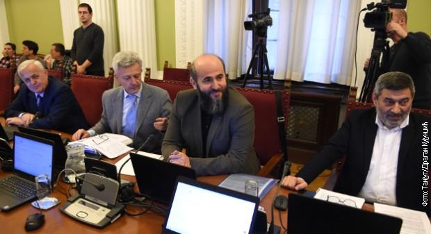 Predsednik Odobra Muamer Zukorlić