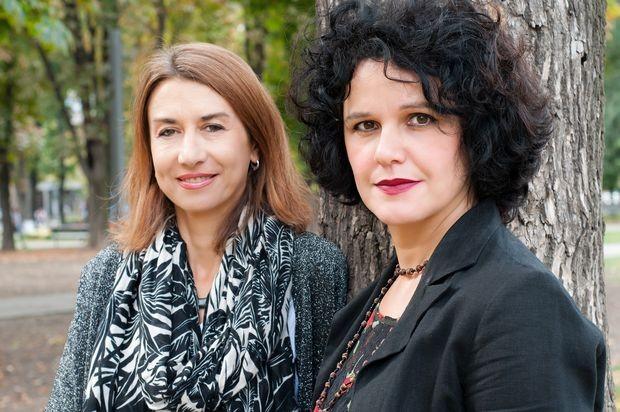 Јасмина Врбавац и Марија Ненезић