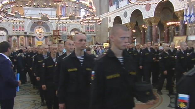 Морнаричка Саборна црква - Кронштат