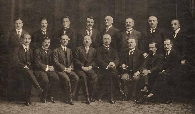 Чланови Југословенског одбора