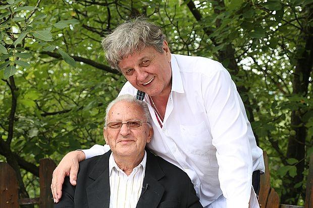 Momir Bradić i Radoš Bajić