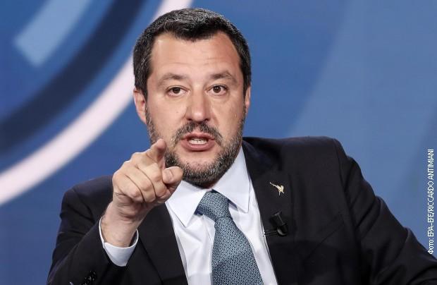 Italijanskog premijera Mateo Salvini