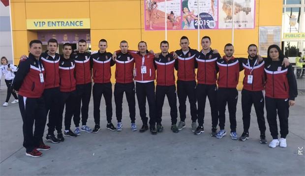 Seniorska reprezentacija Srbije u karateu