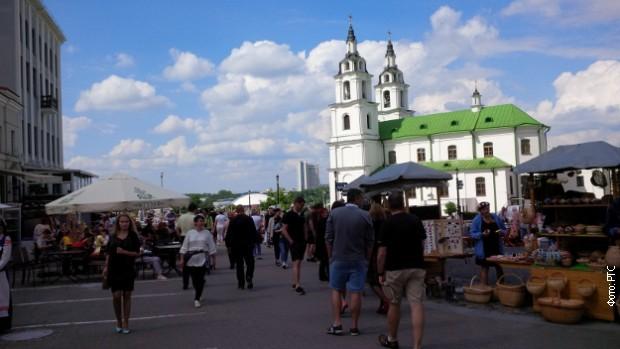 Црква у Минску