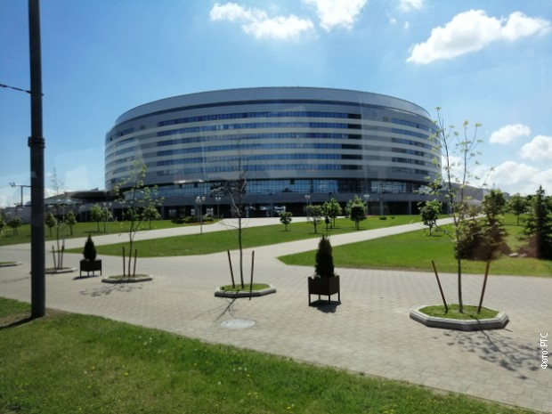 Модерна белоруска архитектура