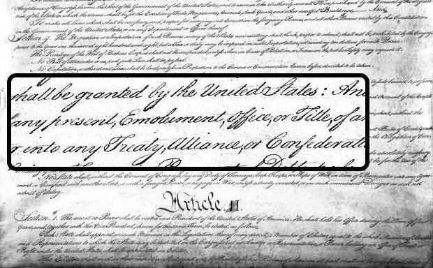 Iz Ustava SAD