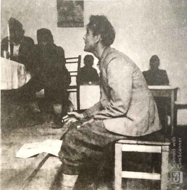 Ilija Žegarac na suđenju