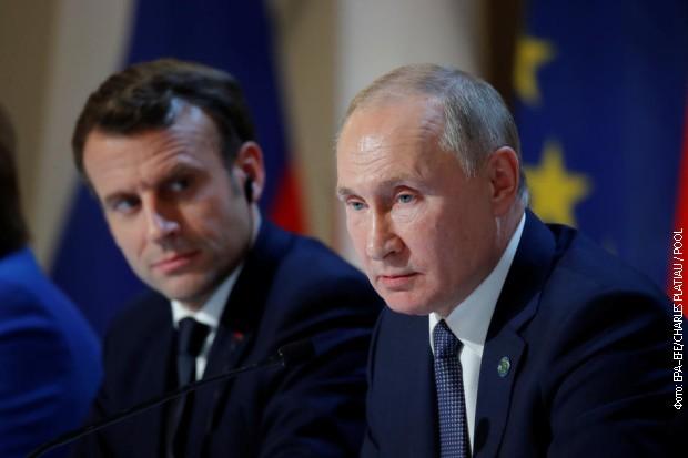 Makron i Putin o nuklearnom sporazumu