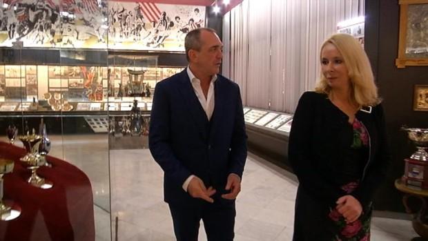 Маза Василијевић и Тамара Дрезгић