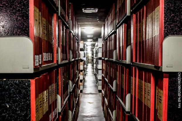 Ватикански архив