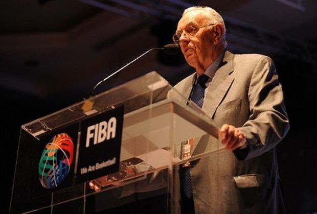 Бора Станковић, Генерални секрета FIBA