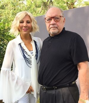 Sandra Perović i Pol Šreder