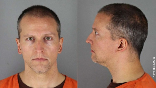 Derek Šovin u zatvoru