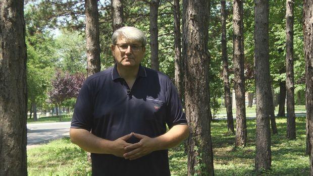Goran Maslar, urednik emisije ''Koridori''