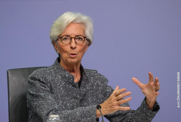 ČELNICA EVROPSKE CENTRALNE BANKE: Pandemija će ubrzati transformaciju evropskih ekonomija