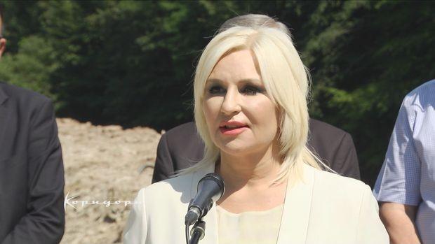 Prof. dr Zorana Mihajlović, potpredsednica Vlade Srbije