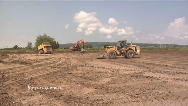 Изградња Моравског коридора