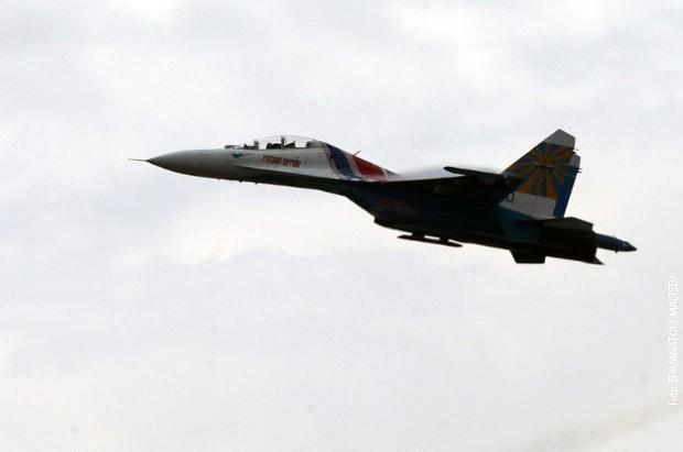 Susret iznad Crnog mora: Ruski Suhoj ponovo presreo američke izviđačke avione