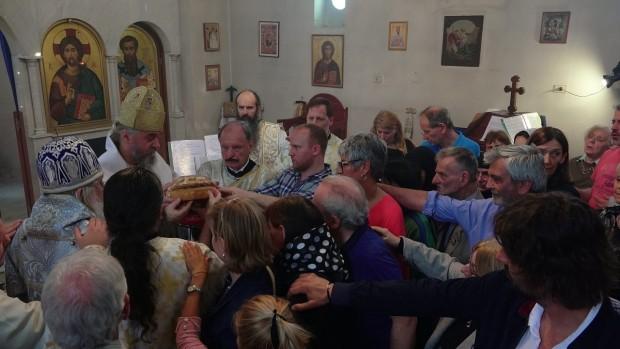 Argentinski Srbi slave slavu Rođenje Svete Bogorodice