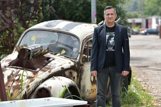 Марко Новаковић, аутор серијала