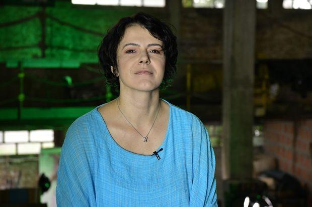 Наташа Дракулић, критичарка у 5. емисији