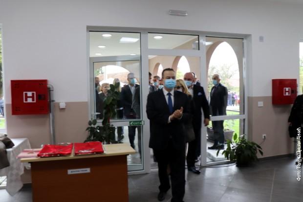 Dačić prelazi u parlament