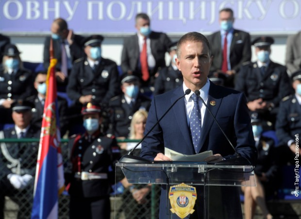 Стефановић остаје у сектору безбедности, али се не зна на којој позицији