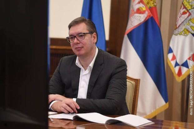 Vučić: Samo uz saradnju region može biti snažniji