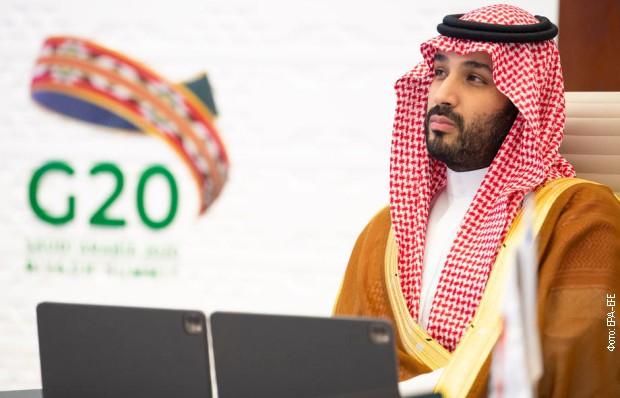 Саудијски принц Мохамед бин Салман