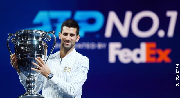 Đoković će gotovo izvesno oboriti Federerov rekord