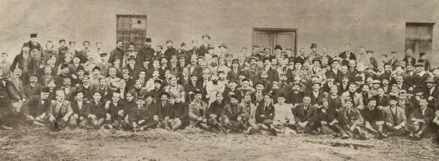 Учесници Велике народне скупштине у Црној Гори