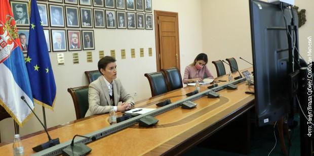 Brnabić: Razmatramo obavezan pi-si-ar za one koji ulaze u Srbiju