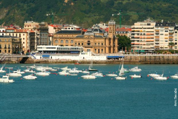 San Sebastijan, Španija