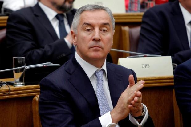 Đukanović: Neću potpisati razrešenje načelnika Generalštaba Vojske Crne Gore