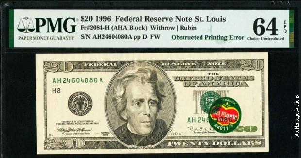 """Del Monte"" novčanica"