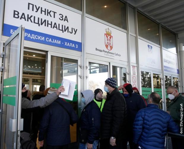 Frankfurter algemajne cajtung: Zašto Srbija tako uspešno vakciniše