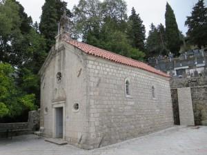 Црква Светог Ђорђа у Херцег Новом