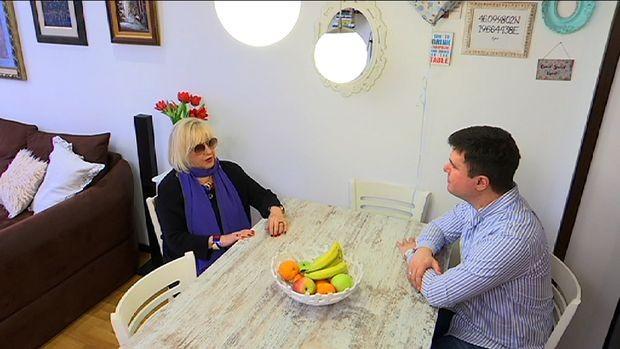 Мира Адања Полак и Борис Малагурски