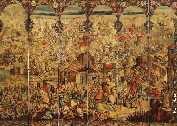 Опсада Београда 1688. (Мексико, 1701)