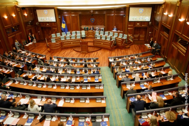 Konačni rezultat kosovskih izbora,