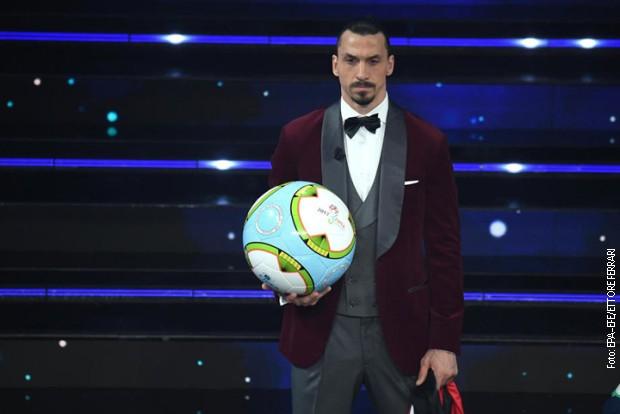 Zlatan je proglasio Sanremo za svoj festival
