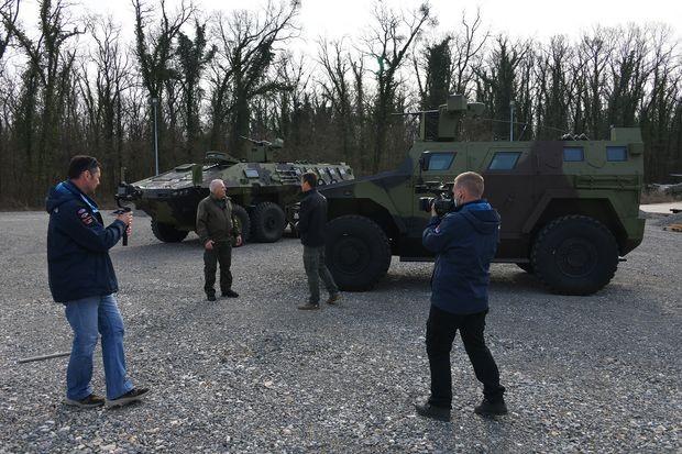 Vojni test centar u Nikincima